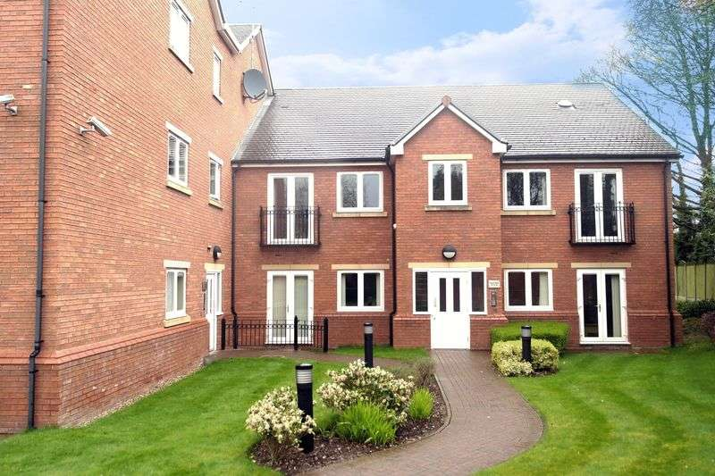 2 Bedrooms Flat for sale in Mellish Road, Walsall
