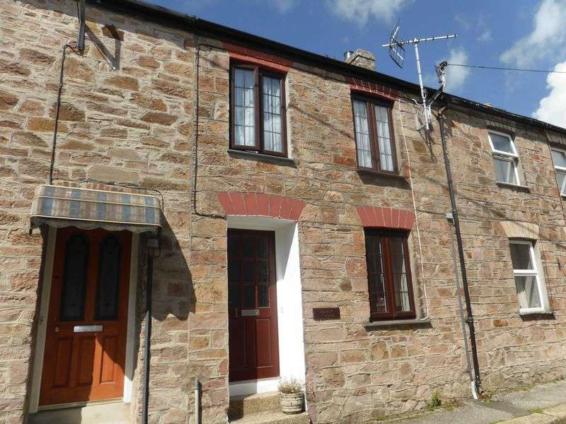 2 Bedrooms Terraced House for sale in 2 King Street, Lostwithiel