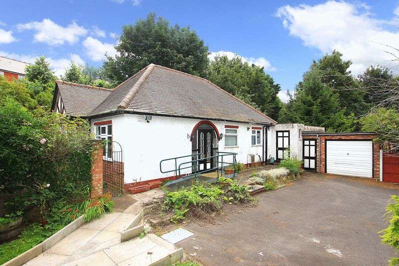 3 Bedrooms Detached Bungalow for sale in PENN FIELDS, Lea Gardens