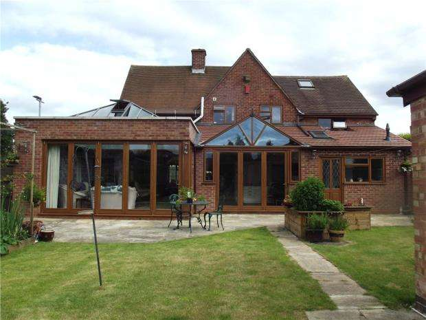 4 Bedrooms Detached House for sale in Church Road, Shilton, Coventry, Warwickshire