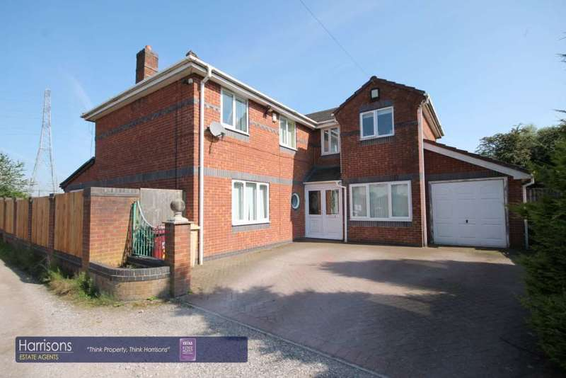 4 Bedrooms Detached House for sale in Cutacre Lane, Over Hulton, Bolton, Lancashire.