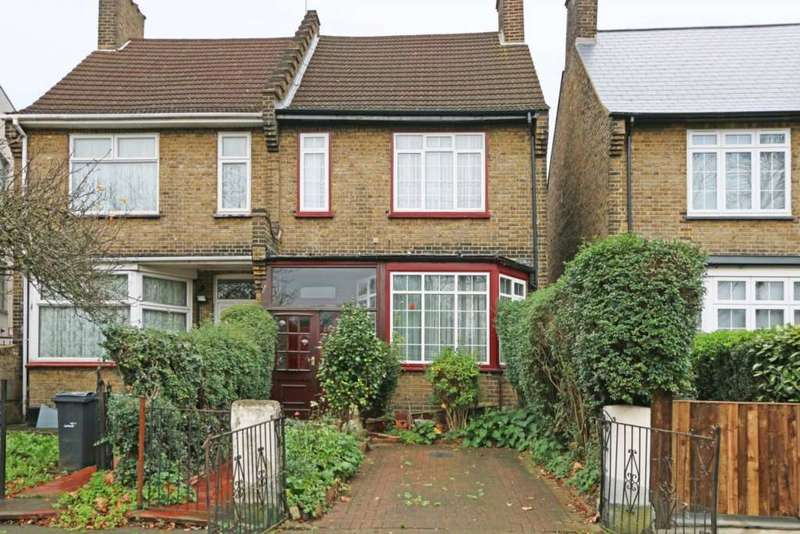 3 Bedrooms Semi Detached House for sale in Norwood Road, Herne Hill