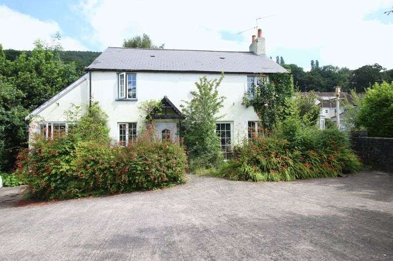 3 Bedrooms Detached House for sale in Chatham, Machen, Cardiff