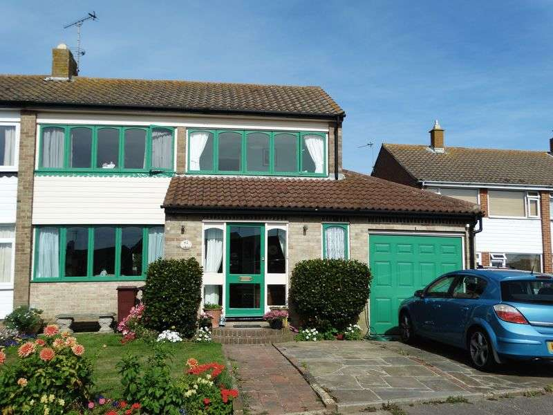4 Bedrooms Semi Detached House for sale in Marine Drive, Selsey