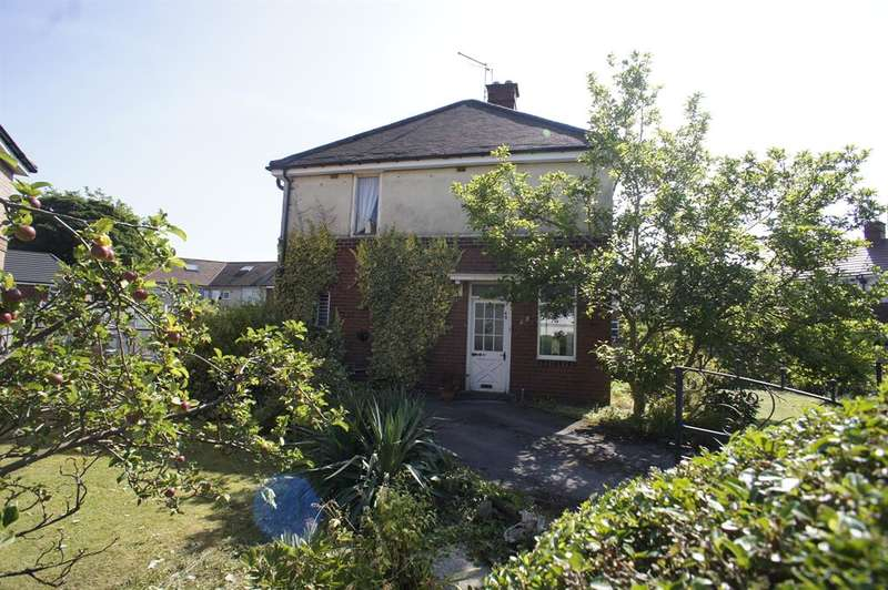 3 Bedrooms Semi Detached House for sale in Humphrey Road, Greenhill, Sheffield S8 7SE