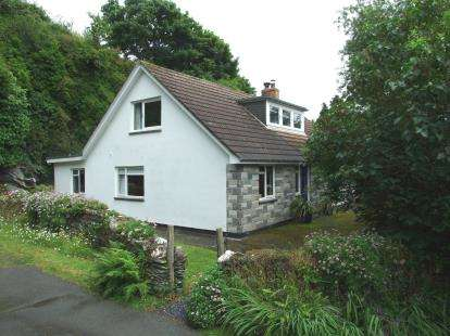 4 Bedrooms Detached House for sale in Boscastle, Cornwall