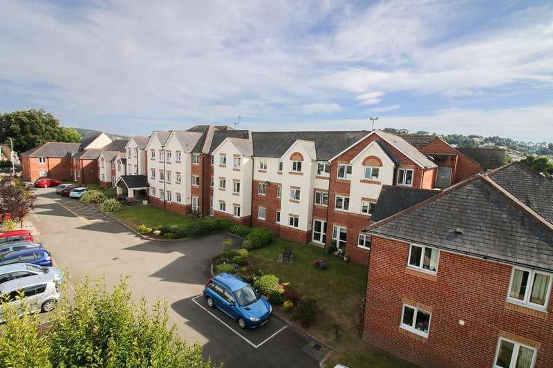1 Bedroom Flat for sale in D'Arcy Court, Newton Abbot