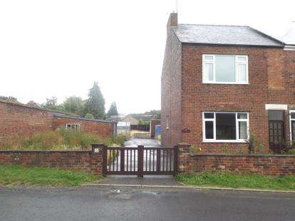 2 Bedrooms Semi Detached House for sale in Westwood Lane, Brimington, Chesterfield, Derbyshire