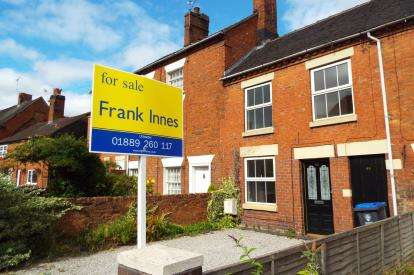 3 Bedrooms Terraced House for sale in Tape Street, Cheadle, Stoke-On-Trent, Staffordshire