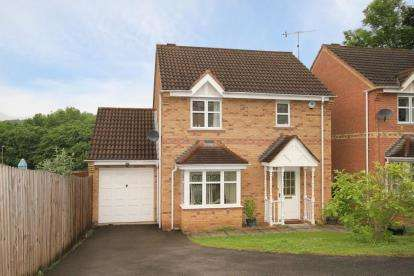 3 Bedrooms Detached House for sale in Mallory Close, Chesterfield, Derbyshire