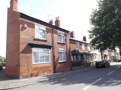 3 Bedrooms End Of Terrace House for sale in Essex Street, Walsall, West Midlands