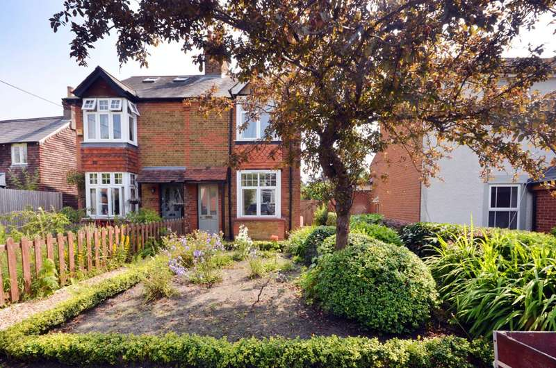 3 Bedrooms House for sale in High Street, West End village, GU24