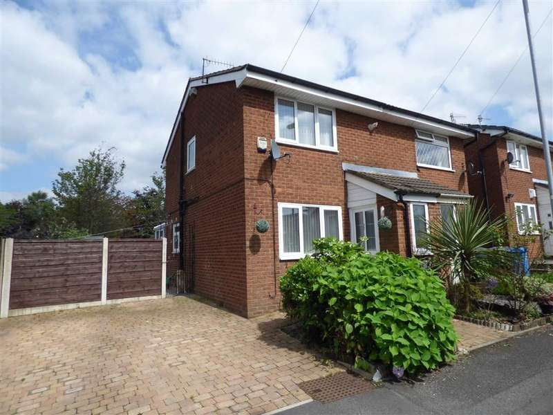 2 Bedrooms Property for sale in Ivy Close, Shaw, Oldham, OL2