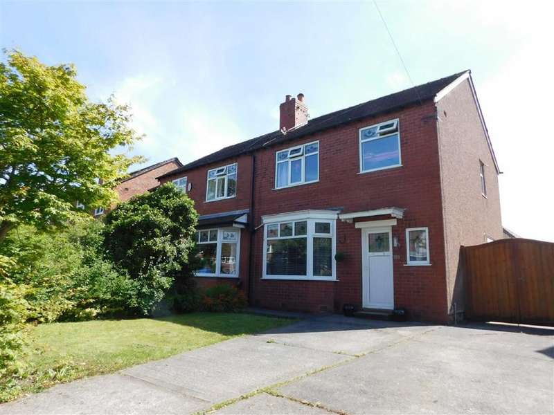 3 Bedrooms Property for sale in Stockport Road, Marple, Stockport