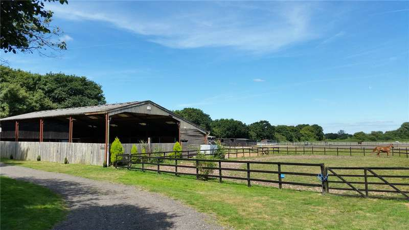 Equestrian Facility Character Property for sale in Lagness Road, Runcton