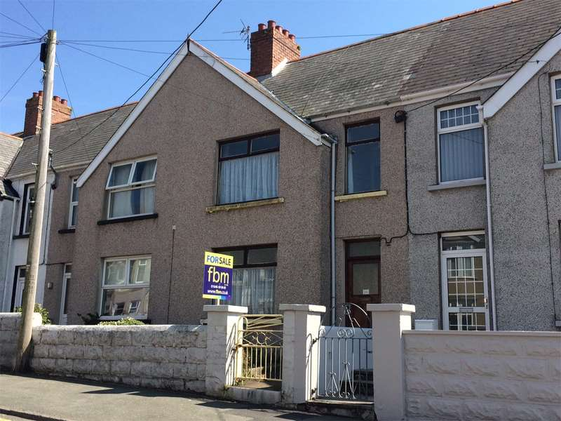 3 Bedrooms Terraced House for sale in Picton Road, Hakin, Milford Haven