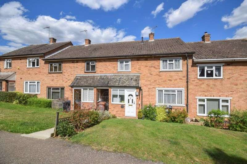 3 Bedrooms Terraced House for sale in Presdales Drive, Ware