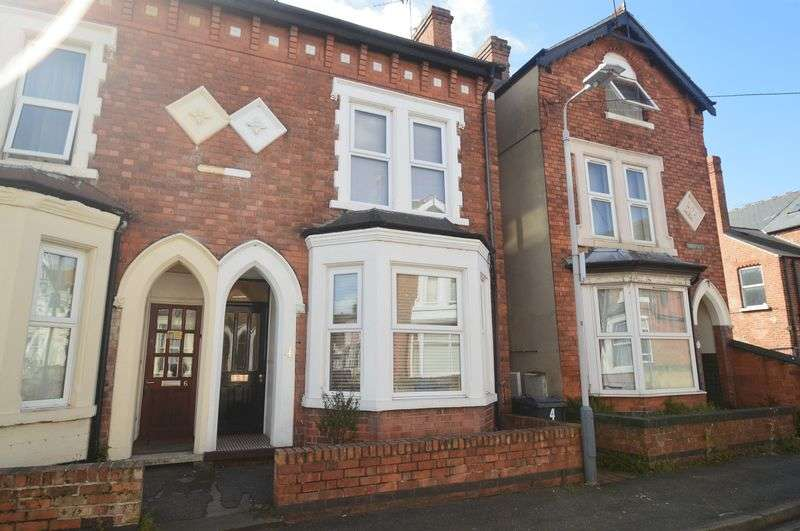 4 Bedrooms Semi Detached House for sale in Rosebery Avenue, Nottingham