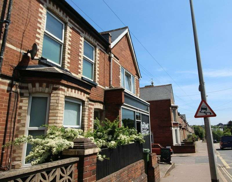 1 Bedroom Flat for sale in East Wonford Hill, Heavitree