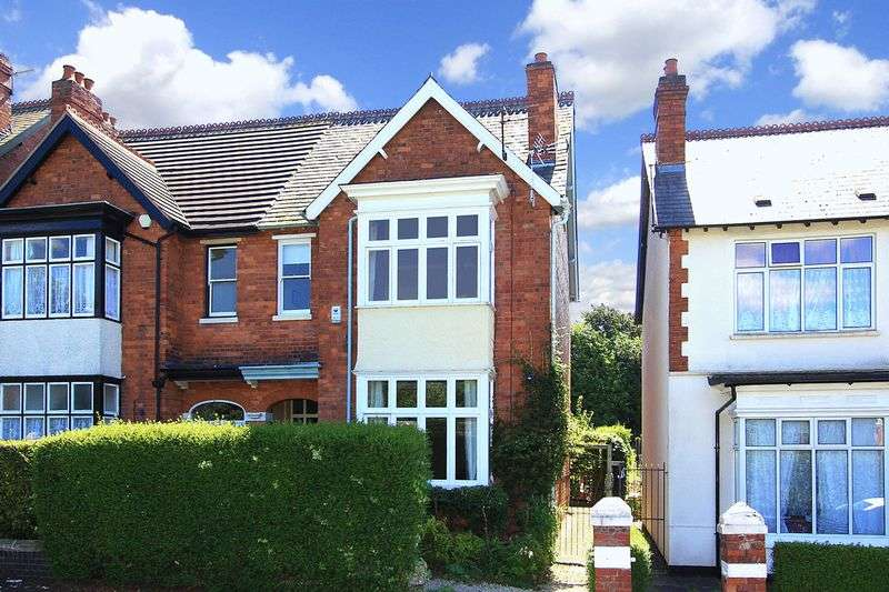 4 Bedrooms Semi Detached House for sale in OFF PENN ROAD, Lyndhurst Road
