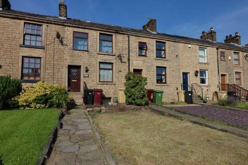 3 Bedrooms Terraced House for sale in Darwen Road, Bolton