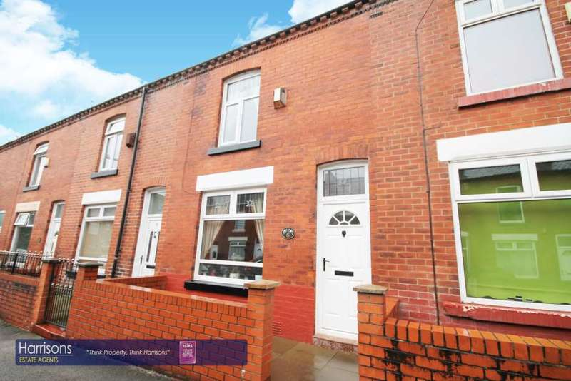 3 Bedrooms Terraced House for sale in Richlieu Street, Great Lever, Bolton, Lancashie.