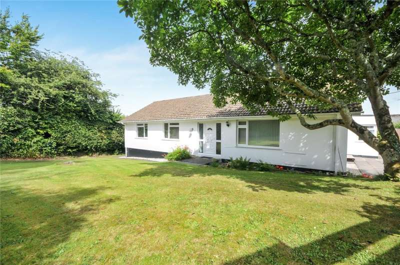 5 Bedrooms Detached Bungalow for sale in Roseland, Cyril Road, Truro