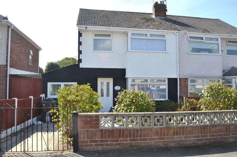 4 Bedrooms Semi Detached House for sale in Liddell Avenue, Mellling, Liverpool