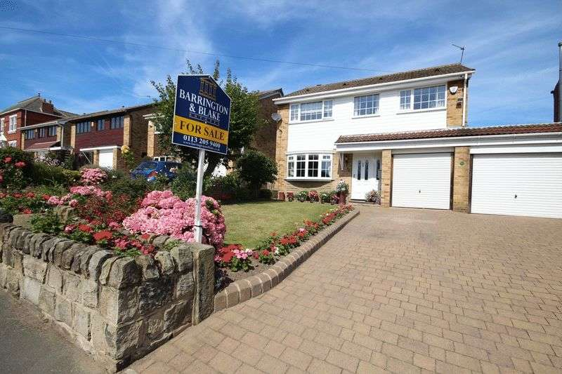 4 Bedrooms Detached House for sale in Green Lane, Wakefield