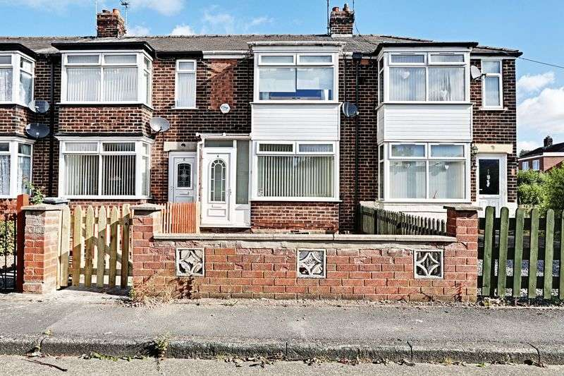 2 Bedrooms Terraced House for sale in Rockford Grove, Hull