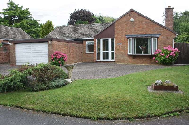 3 Bedrooms Detached Bungalow for sale in Cookhill, Alcester