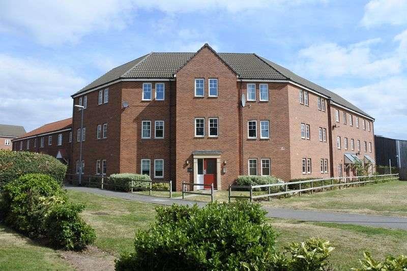 2 Bedrooms Flat for sale in Dexter Avenue, Grantham