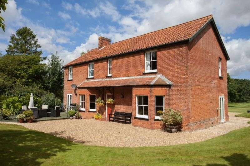 4 Bedrooms Detached House for sale in Blofield