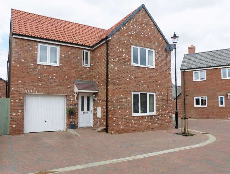 4 Bedrooms Detached House for sale in Violet Walk, Witham St Hughs