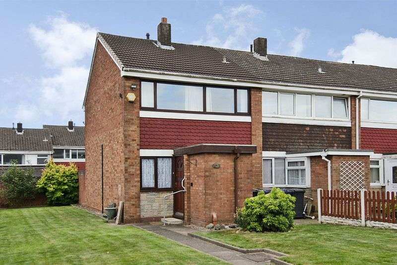 3 Bedrooms House for sale in Keepers Close, Burntwood