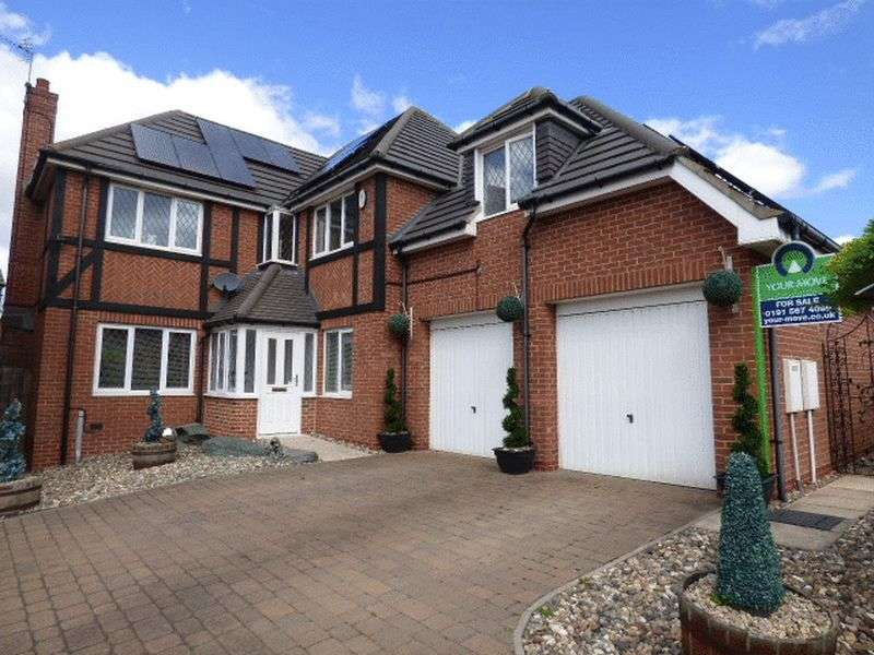 4 Bedrooms Detached House for sale in Hopton Drive, Ryhope