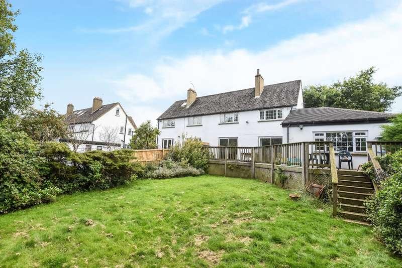 4 Bedrooms Semi Detached House for sale in Hawksworth Lane, Guiseley, Leeds, LS20 8HE