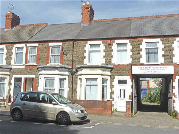 3 Bedrooms Terraced House for sale in WHITCHURCH ROAD, HEATH, CARDIFF