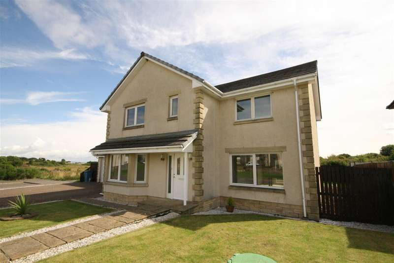 5 Bedrooms Detached House for sale in Marshall Drive, Falkirk