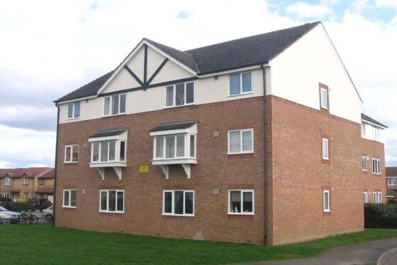 2 Bedrooms Flat for sale in Crusader Way, Watford, WD18