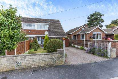 4 Bedrooms Semi Detached House for sale in Bishop Street, Stourport-On-Severn, Worcestershire