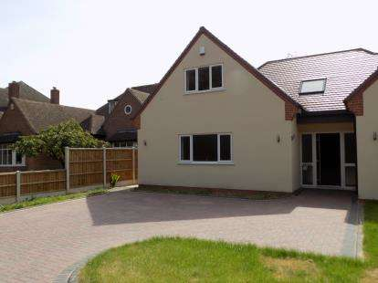 4 Bedrooms Semi Detached House for sale in Monmouth Drive, Sutton Coldfield, West Midlands