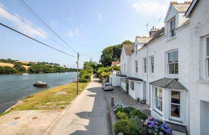 4 Bedrooms Terraced House for sale in Mylor Bridge, Falmouth, Cornwall