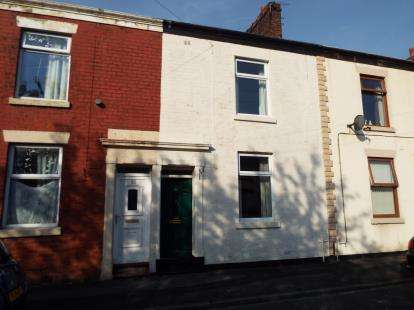 2 Bedrooms Terraced House for sale in Havelock Road, Bamber Bridge, Preston, Lancashire