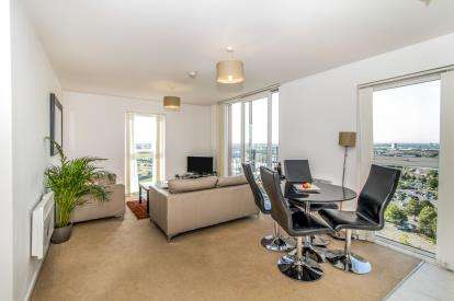 2 Bedrooms Flat for sale in 5 Stillwater Drive, Manchester, Greater Manchester