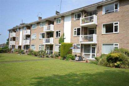 2 Bedrooms Flat for sale in Eton Court, Calderstones, Liverpool, Merseyside, L18