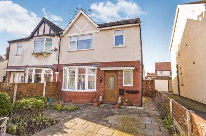 3 Bedrooms Semi Detached House for sale in Henley Avenue, Thornton-Cleveleys, FY5