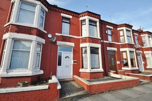 3 Bedrooms House for sale in Rake Lane, Wallasey
