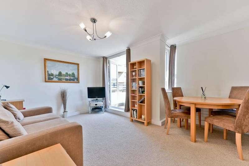 1 Bedroom Flat for sale in Burr Close, London E1W