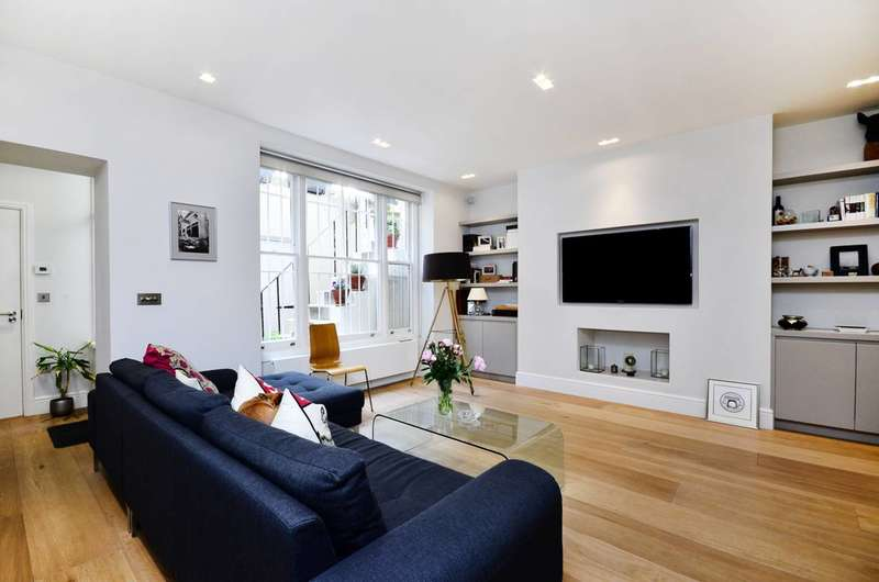2 Bedrooms Flat for sale in Clanricarde Gardens, Notting Hill Gate, W2